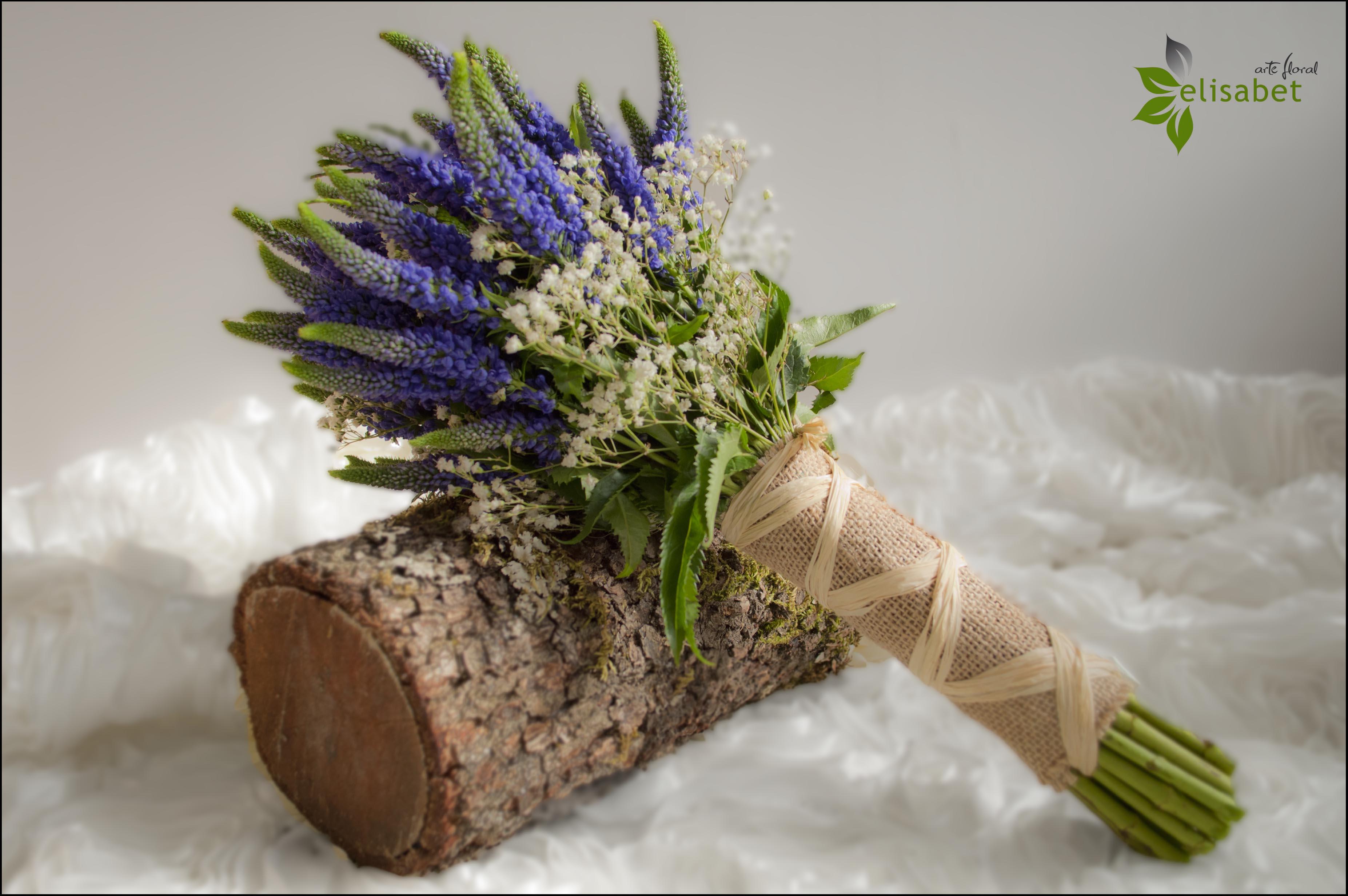 Ramo De Flores Silvestres Elisabet Arte Floral Blog