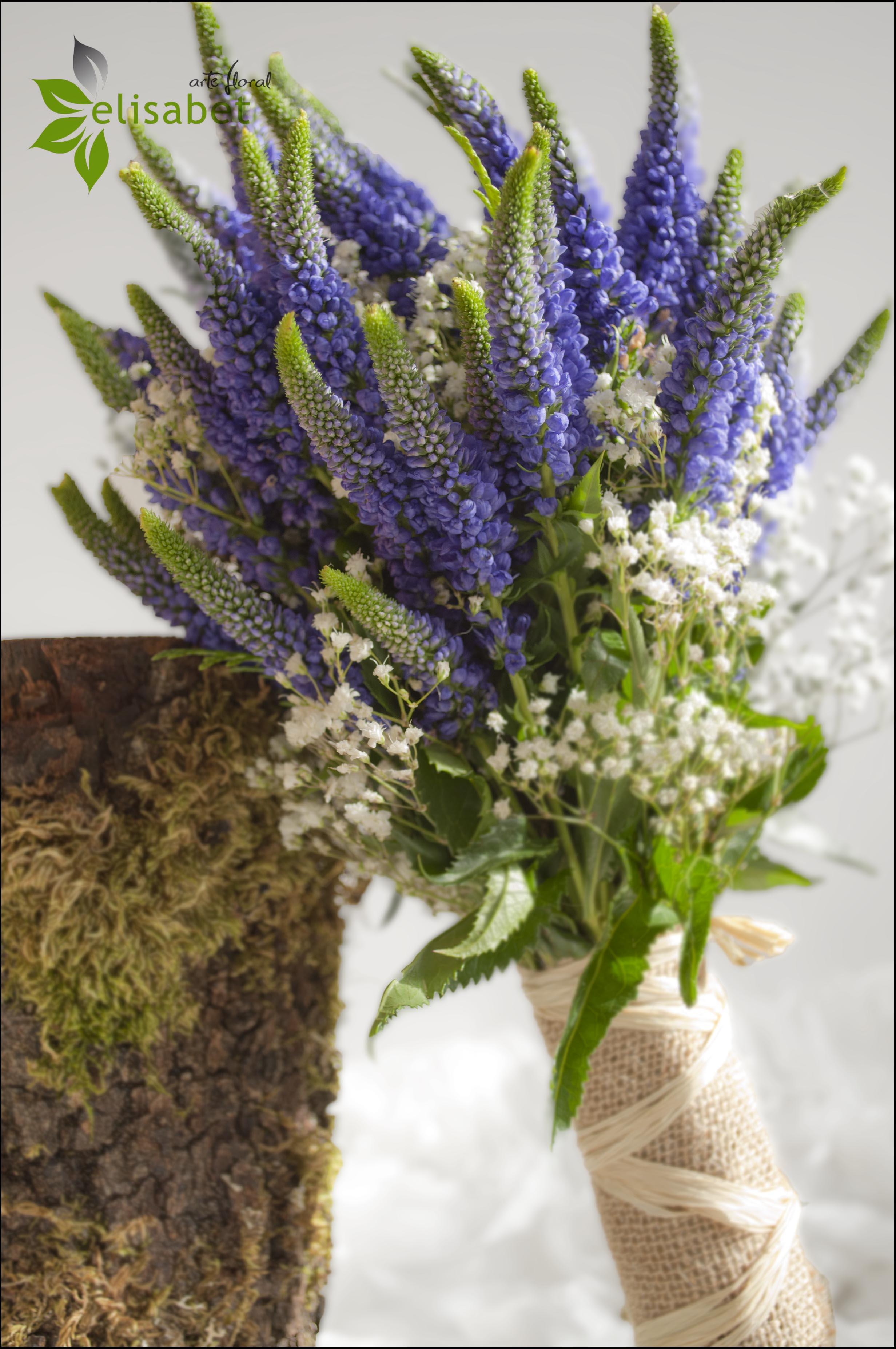 Ramo De Novia De Flores Silvestres Elisabet Arte Floral Blog
