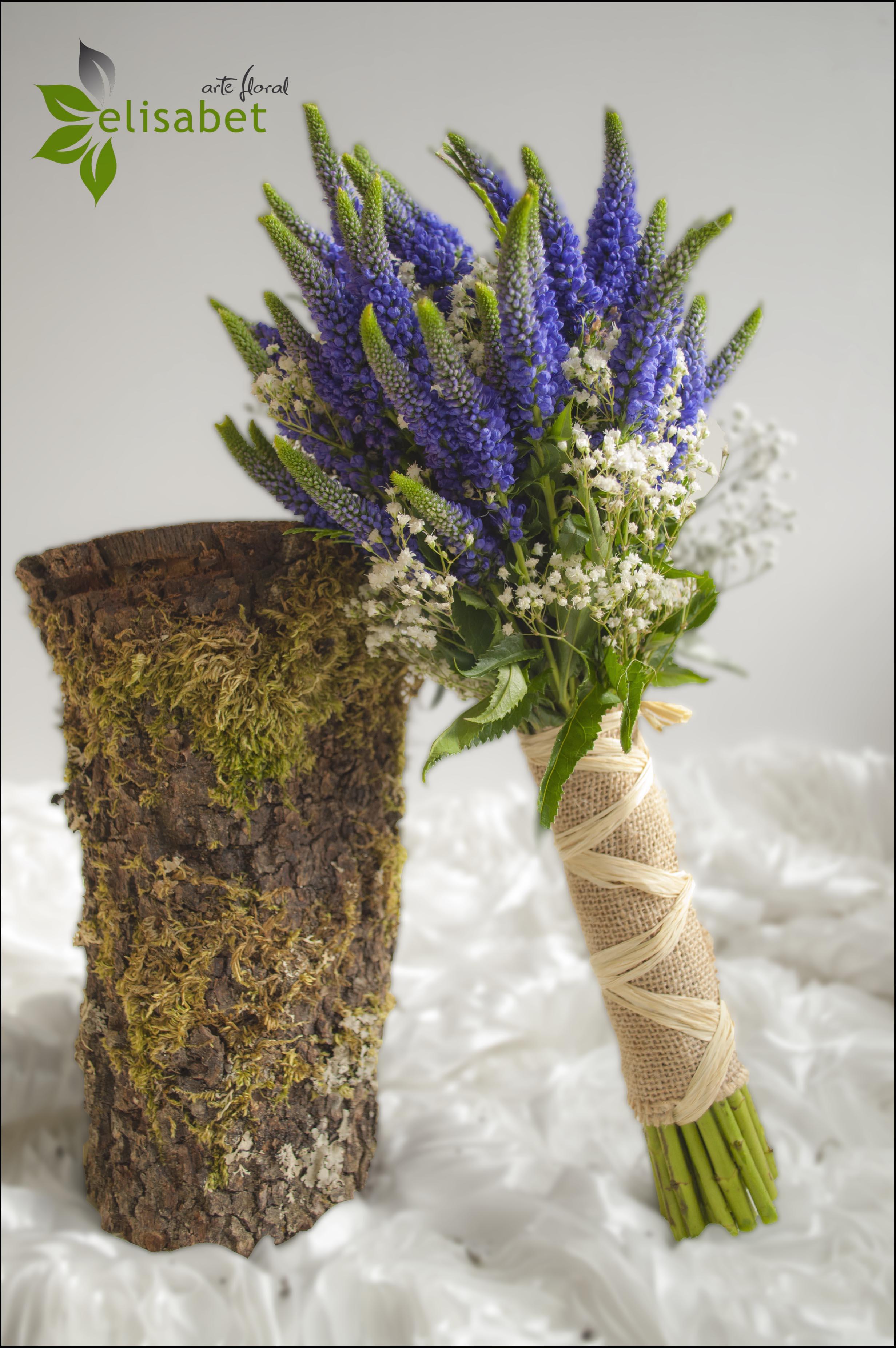 ramo de novia de flores campestres ramo novia de flores silvestres