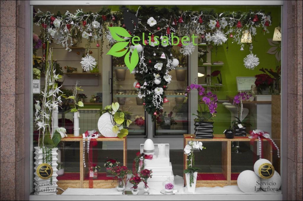 Ideas para decorar tu navidad elisabet arte floral blog - Ideas para decorar una peluqueria ...
