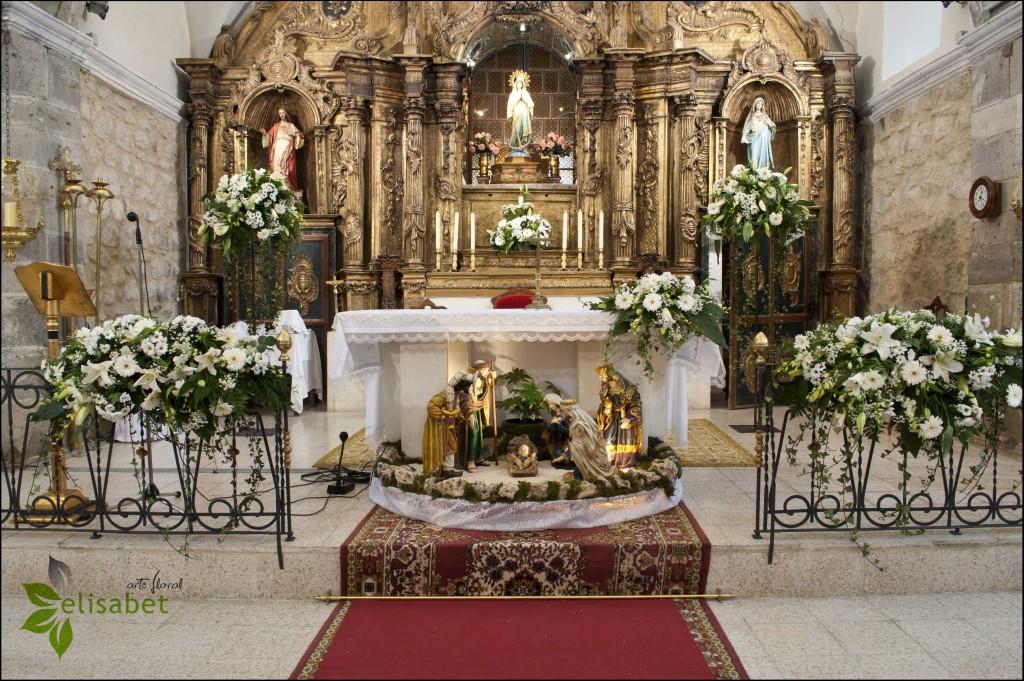Decoración Iglesia de Santa María