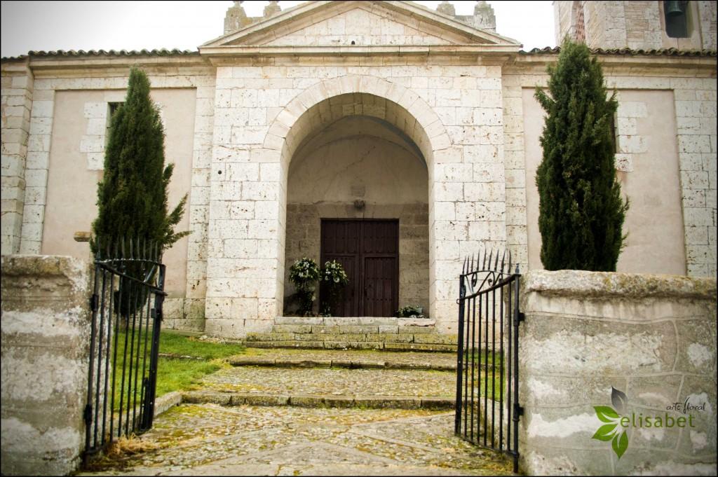 Iglesia de Santa María, Castrodeza