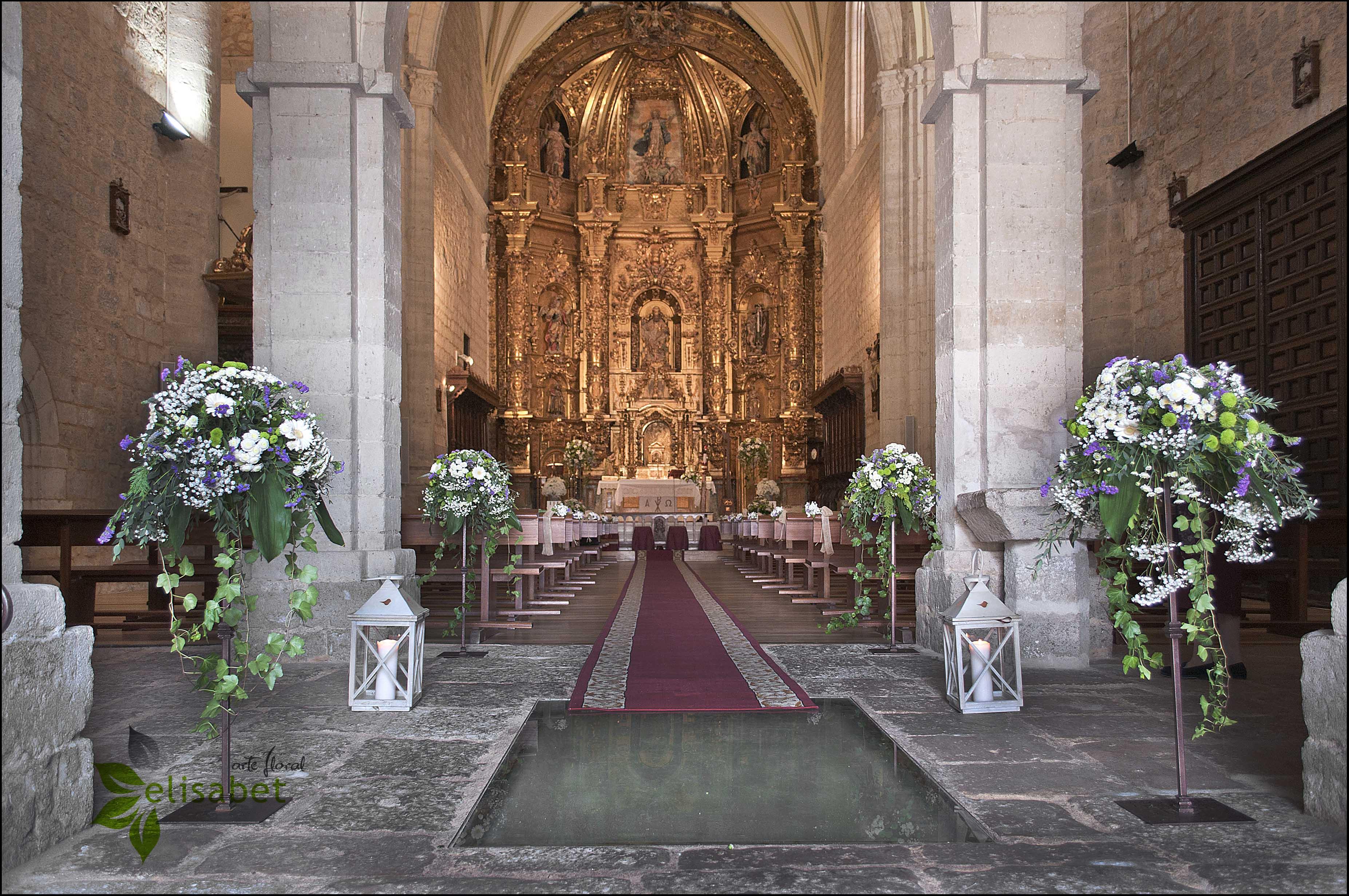 Boda silvestre trigo y lavanda elisabet arte floral blog for Boda decoracion