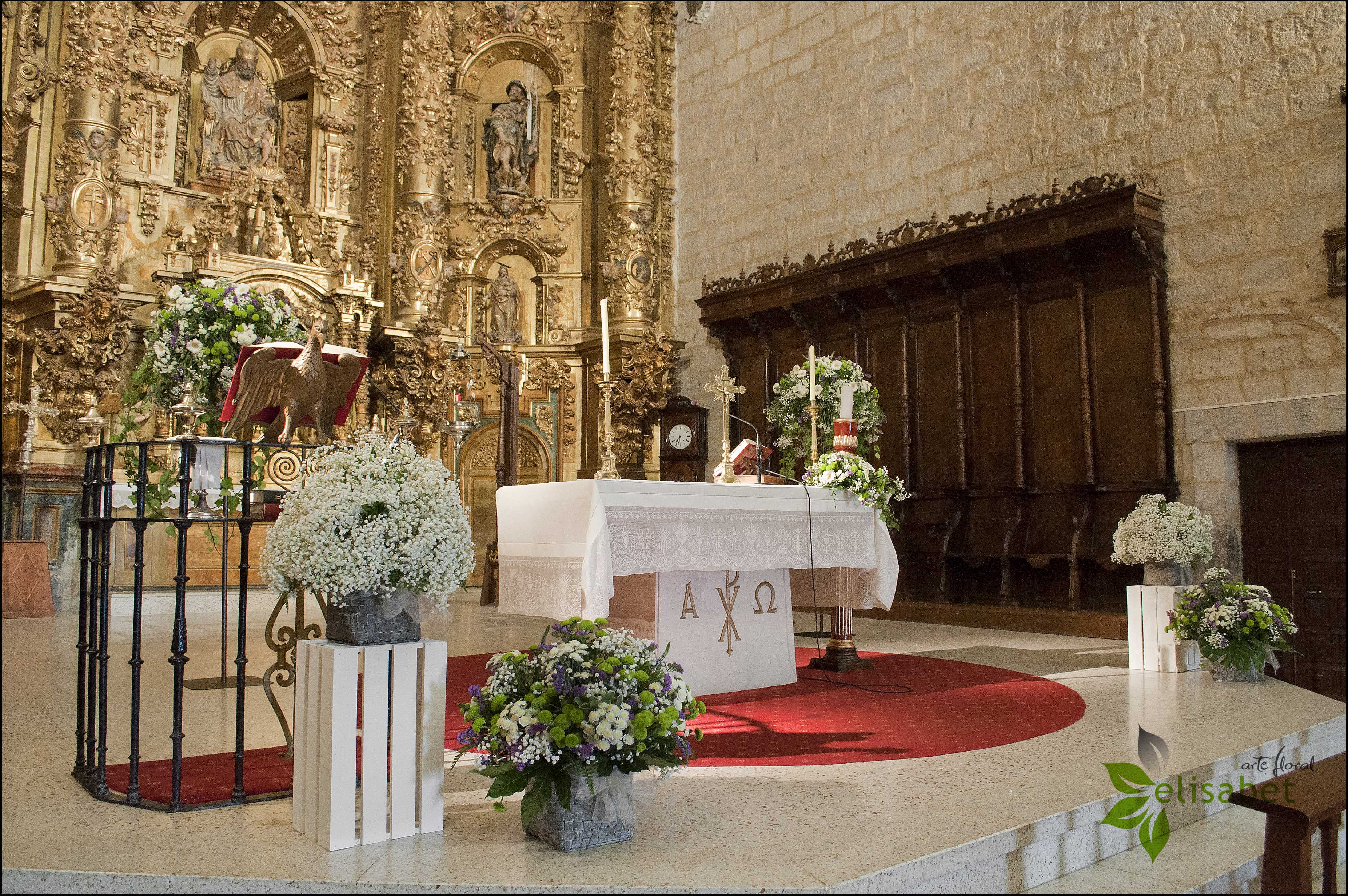 Boda silvestre trigo y lavanda elisabet arte floral blog for Decoracion con cajas de madera